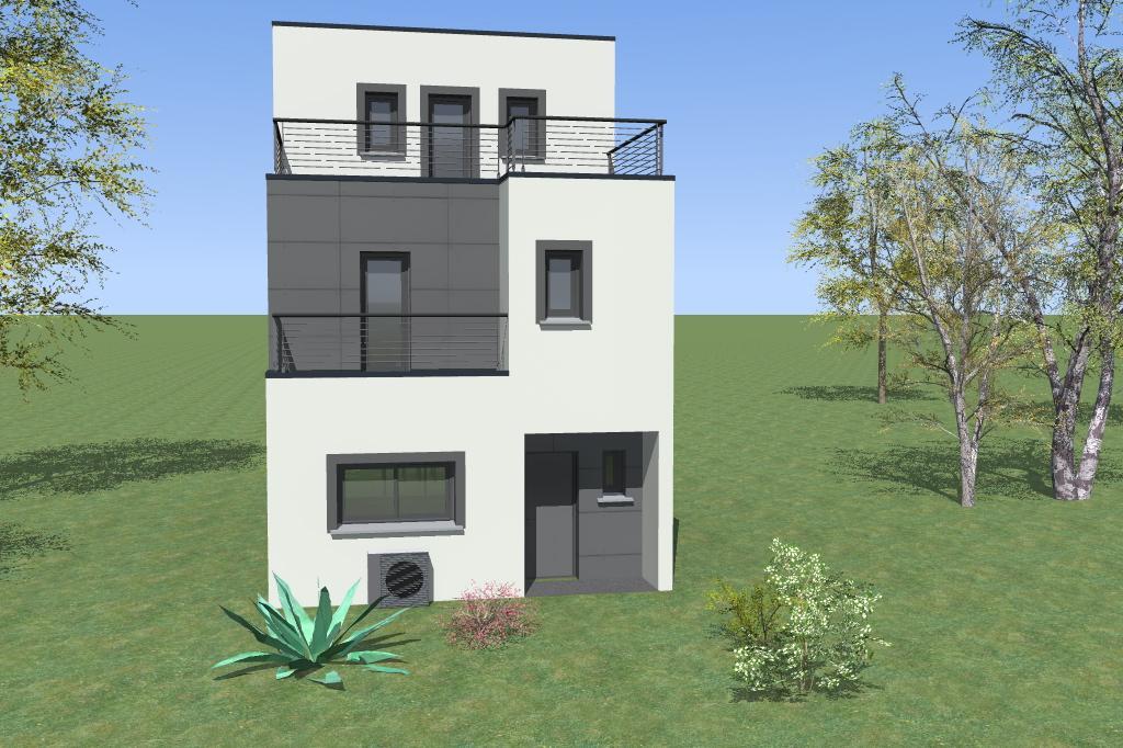 Maison a vendre puteaux - 5 pièce(s) - 120 m2 - Surfyn