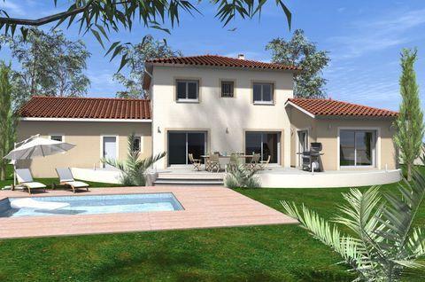 Maison 4 pièces 110m² 375000 Peaugres (07340)