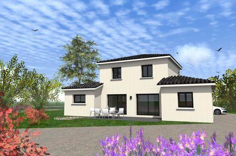 Maison 4 pièces 110m² 280000 Boulieu-lès-Annonay (07100)