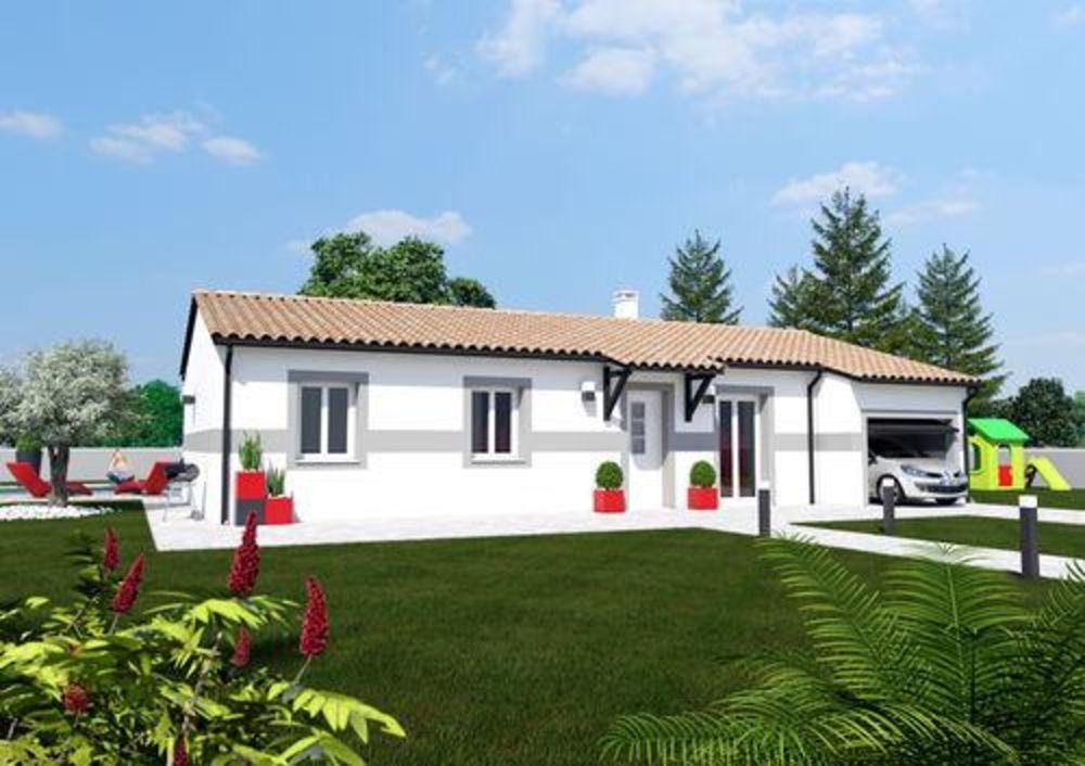 maisons cote soleil 81 maison 3 pi ce s 90 m rabastens 81 vendre mc81 154640. Black Bedroom Furniture Sets. Home Design Ideas