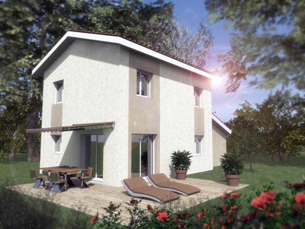 Vente Maison PROJET DE CONSTRUCTION Perouges