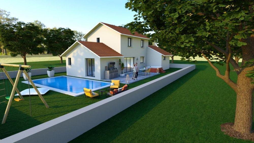 Vente Maison projet de construction SATOLAS ET BONCE Satolas et bonce