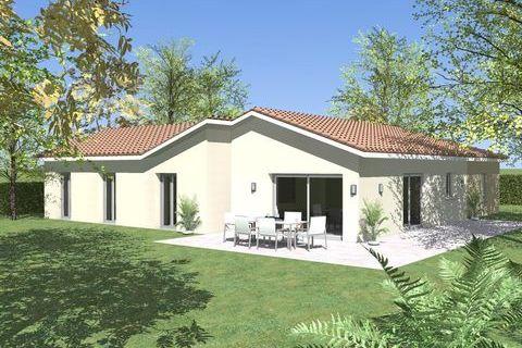 Votre projet de construction à Saint maurice de Gourdans 311000 Saint-Maurice-de-Gourdans (01800)