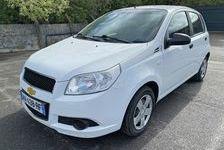 Chevrolet Aveo 1.2 16v GPLi 5p 2009 occasion Béthune 62400