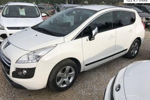 Peugeot 3008 2.0 HDI 163 8690 84100 Orange
