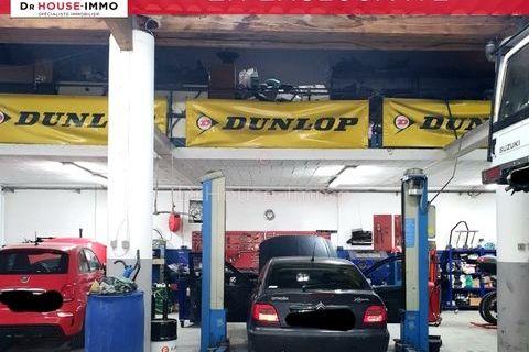 Fond de commerce Garage mécanique 80000 13004 Marseille