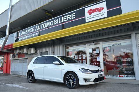 Volkswagen Golf 1.4 TSI 204 Hybride Rechargeable DSG6 GTE 2015 occasion Baie-Mahault 97122