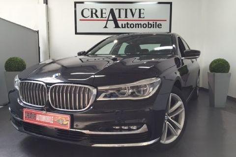 BMW Série 7 730 XD 265 CV EXCLUSIVE 2015 occasion Cournon-d'Auvergne 63800