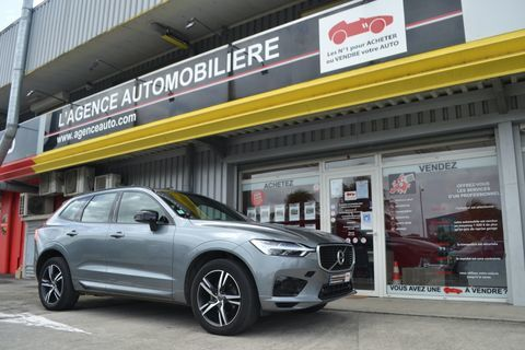 XC60 D4 AdBlue 190 ch Geartronic 8 R-Design 2020 occasion 97122 Baie-Mahault