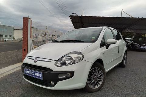 Fiat Punto 1.3 Multijet 16V 75 2012 occasion Cournon-d'Auvergne 63800