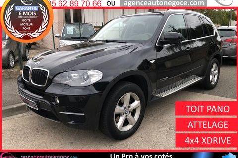 BMW X5 xDrive30d 245ch Luxe A 2012 occasion Rouffiac-Tolosan 31180