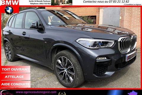 BMW X5 xDrive30d 265 ch BVA8 M Sport Full 2019 occasion Rouffiac-Tolosan 31180