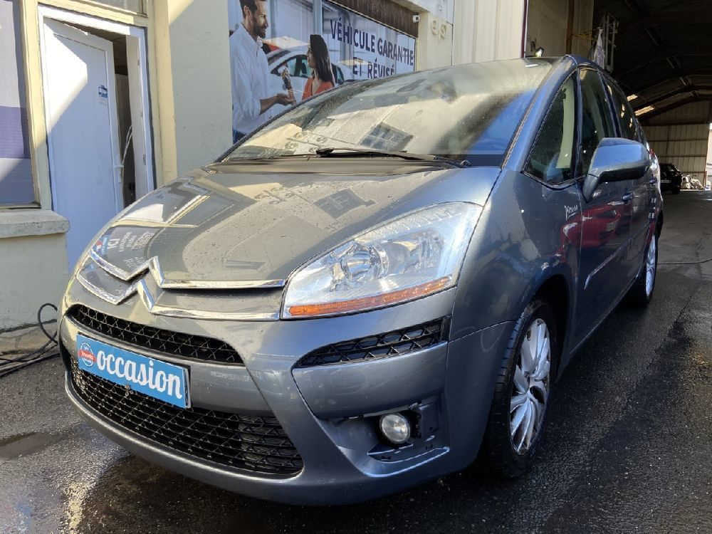C4 Picasso HDi 110 FAP Pack Dynamique 2009 occasion 78300 Poissy