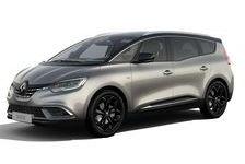 Renault Scénic Grand IV 7pl 1.3 TCe 160cv EDC7 Black Edition +Toit Panorami 2021 occasion Dijon 21000