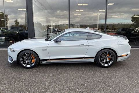 Ford Mustang GT Mach 1 - malus inclus 2021 occasion Le Coudray-Montceaux 91830