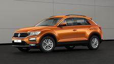 Volkswagen T-ROC 1.6 tdi 115cv bvm6 lounge + pack hiver + park assist 2020 occasion Sevrey 71100