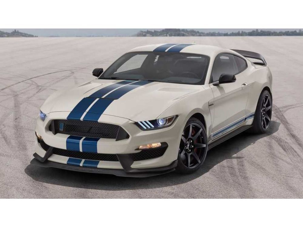 Mustang Shelby GT350R HERITAGE V8 5.2L 2020 occasion 91830 Le Coudray-Montceaux