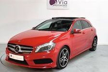 Mercedes Classe A 200 Fascination Pack AMG 7G-DCT 2014 occasion Béthune 62400