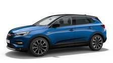 Grandland x 1.6 hybrid 300cv awd eat8 ultimate surequipe 2021 occasion 71100 Sevrey