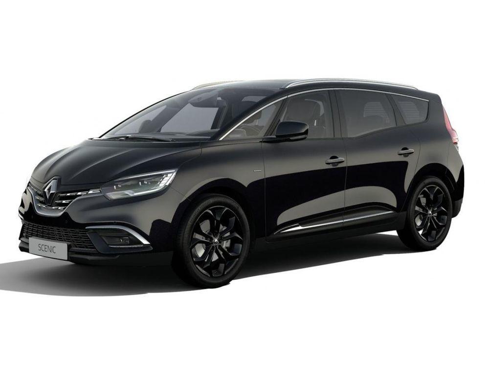 Scénic Grand IV 7pl 1.3 TCe 160cv EDC7 Black Edition +Toit Panorami 2021 occasion 21000 Dijon