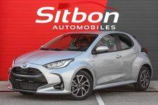 Toyota Yaris HYBRID 116H DESIGN -10% 2021 occasion Saint-Égrève 38120