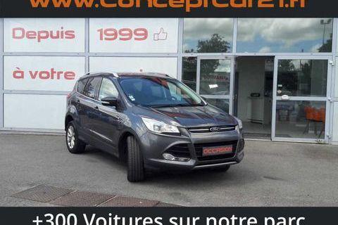 Ford Kuga 2.0 TDCi - 150 4x2 Titanium + TOIT PANORAMIQUE 2016 occasion Dijon 21000