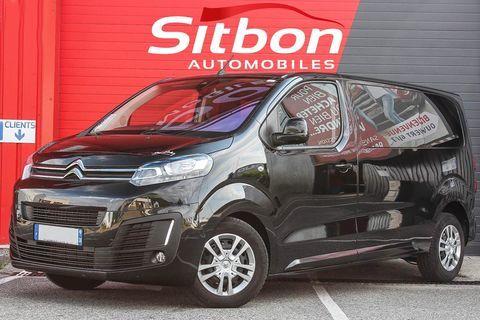 Citroën Spacetourer M 2.0 BlueHDi 150 Feel 9PL 2017 occasion Saint-Égrève 38120
