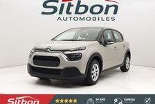 Citroën C3 Feel pack 1.2 puretech 83 -17% 2021 occasion Saint-Égrève 38120