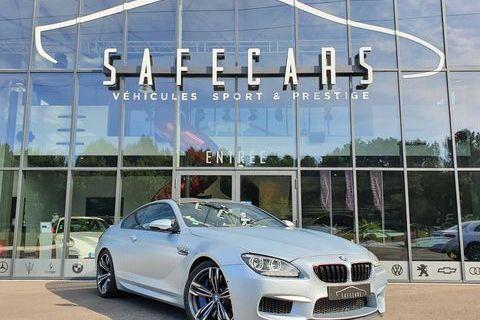 BMW Série 6 Coupé - BV DKG Drivelogic COUPE F13 M6 2012 occasion Saint-Aubin-de-Médoc 33160