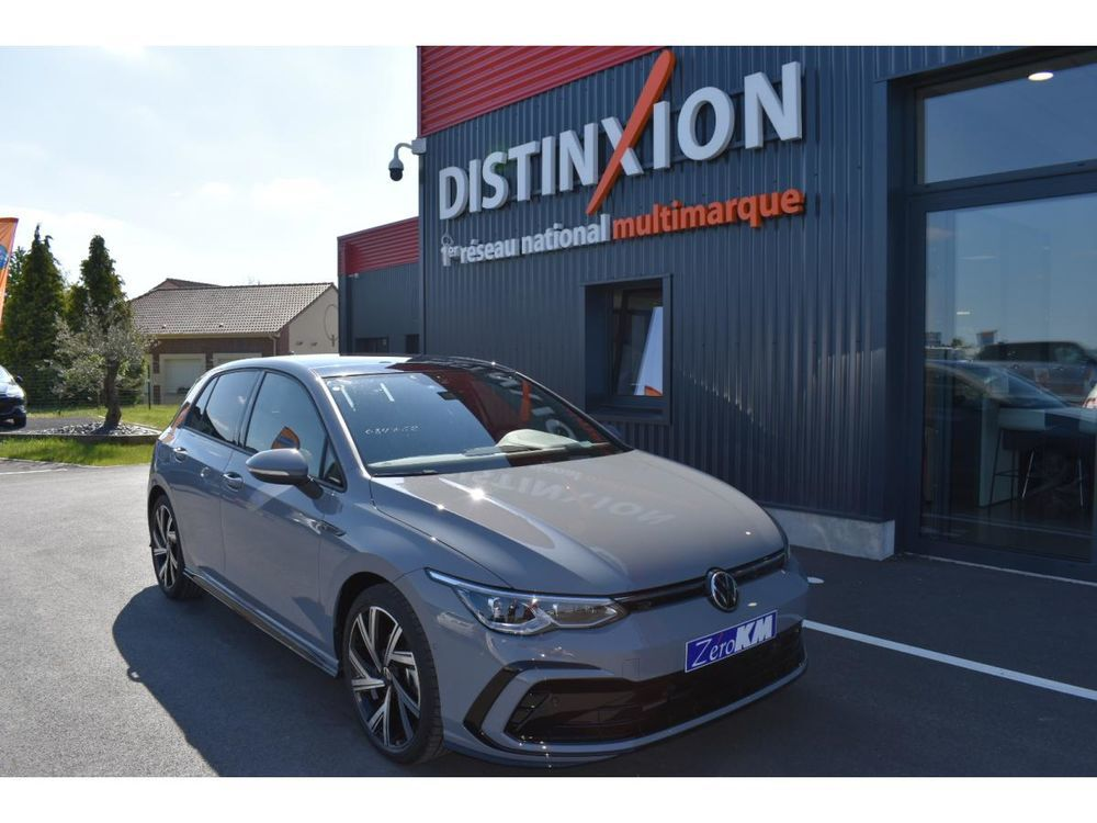 Golf DISPO 8 eTSI 150 R-Line DSG 7 + TO 2021 occasion 62217 Beaurains