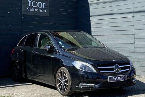 Mercedes Classe B 200 CDI 136 CV SENSATION 2013 occasion Toulouse 31400