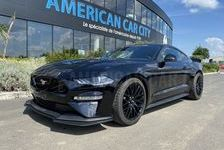 Ford Mustang GT FASTBACK 5.0L V8 BVM CARBON PACK 2018 occasion Le Coudray-Montceaux 91830