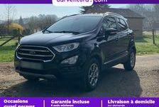 Ford Ecosport 1.0 ecoboost 100 titanium business eu6c 2019 occasion Le buisson-de-cadouin 24480