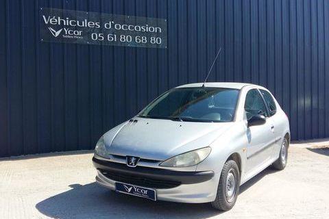 Peugeot 206 1.1i 60 cv 1998 occasion Villefranche-de-Lauragais 31290