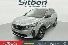 Peugeot 3008 BLUEHDI 130CH S S EAT8 GT -19% 2021 occasion Saint-Égrève 38120
