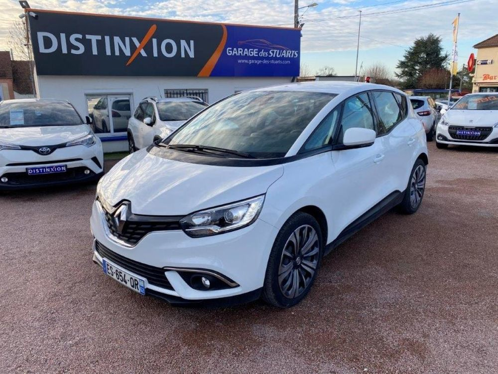 Scénic IV 1.5 Energy dCi 95 CH LIFE + R-LINK 2017 occasion 45770 Saran