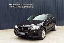 BMW X4 XDrive 20d 190 cv LOUNGE PLUS 2015 occasion Villefranche-de-Lauragais 31290