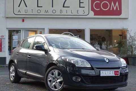 Renault Mégane 1.5 Energy dCi FAP - 110 III BERLINE Business PHASE 2012 occasion Chailly-en-Bière 77930