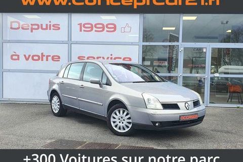 Renault Vel Satis 3.0 dCi - 180 - BVA 5 PRIVILEGE 2002 occasion Dijon 21000