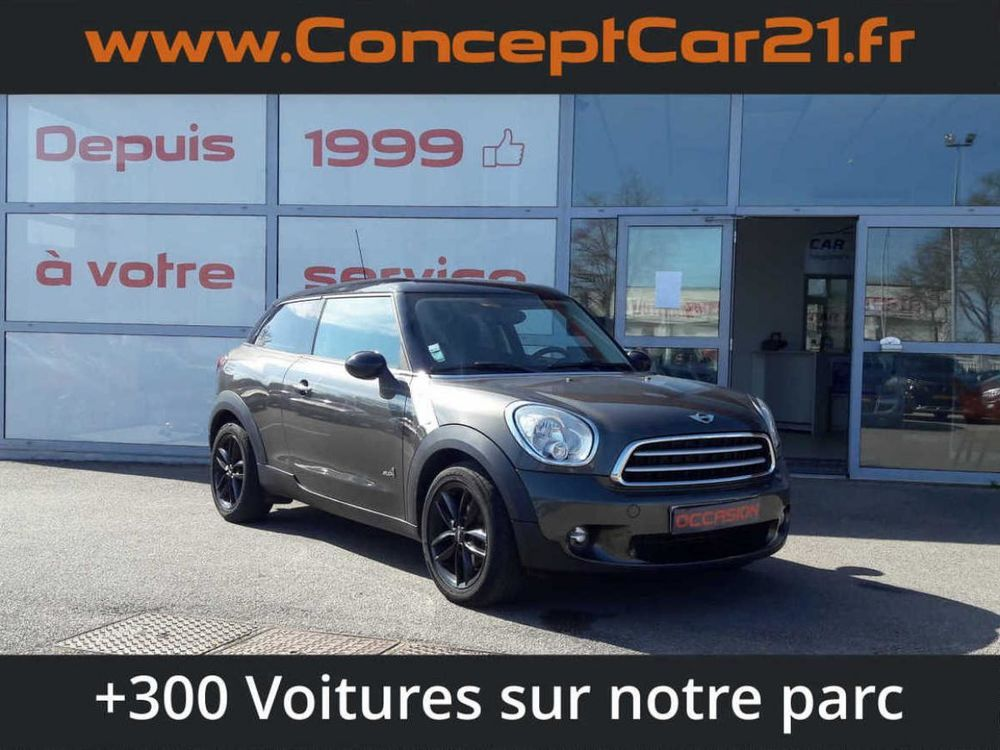 Cooper D Paceman 1.6 D FAP - 112  All4 2014 occasion 21000 Dijon
