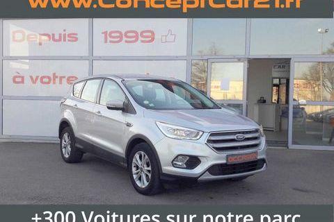 Ford Kuga 1.5 TDCi - 120 - BV Powershift 4x2 Titanium 2018 occasion Dijon 21000