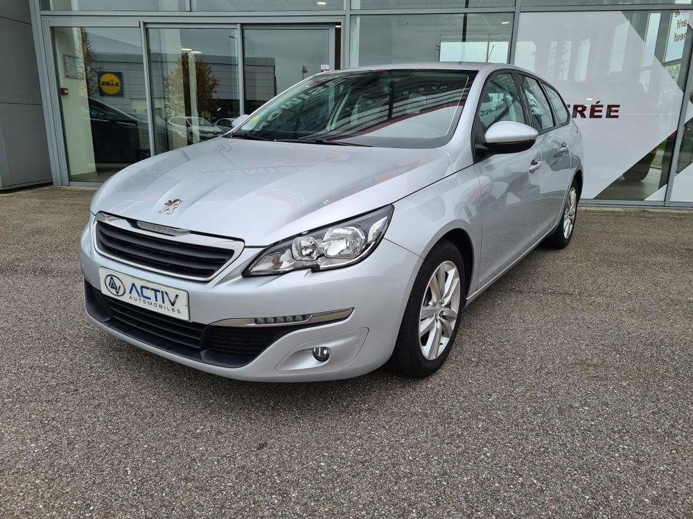 308 SW 1.6 bluehdi 120 active business s&s 2015 occasion 88150 Chavelot