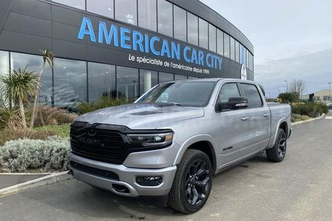 Dodge RAM 1500 CREW LIMITED NIGHT EDITION BOX 2021 2021 occasion Le Coudray-Montceaux 91830