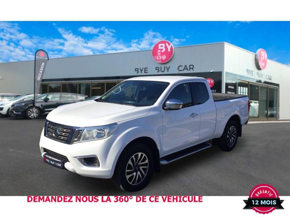 Navara NISSAN NP300 KING CAB 2.3 DCI 160 OPTIMA 4WD 2018 occasion 33260 La Teste-de-Buch
