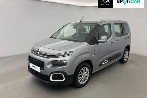 Citroën Berlingo taille m bluehdi 130 s&s bvm6 Shine 2020 occasion Wattrelos 59150