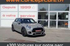 Mini Cooper D Cooper 1.5i 136 CV BVA JCW+TOIT PANO+SIEGES AV CHAUFFANTS 2021 occasion Dijon 21000