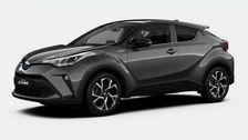 Toyota C-HR 2.0 hybride 184cv e-cvt edition + navi + park assist 2020 occasion Sevrey 71100