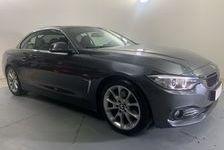 BMW Série 4 Cabriolet LUXURY PLUS BVA8 420d 2016 occasion Verfeil 31590