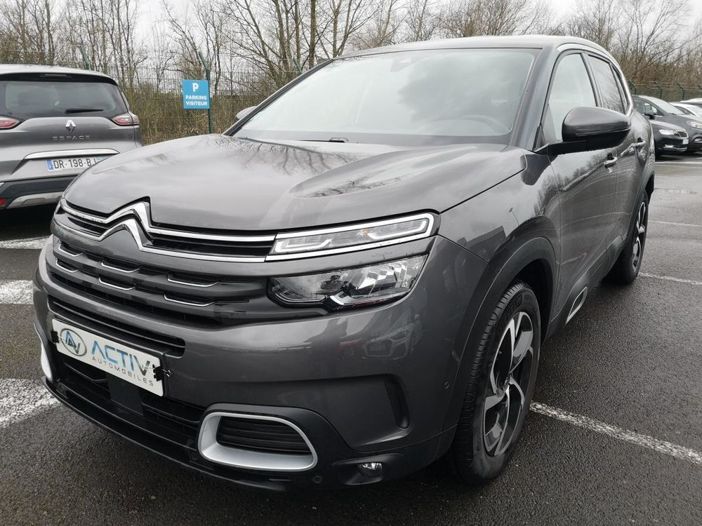 C5 aircross Puretech 130 s&s feel 2020 occasion 57525 Talange