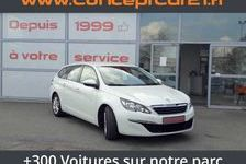Peugeot 308 SW 1.6 BlueHDi 120 II SW Business Pack+sieges cuir 2015 occasion Dijon 21000